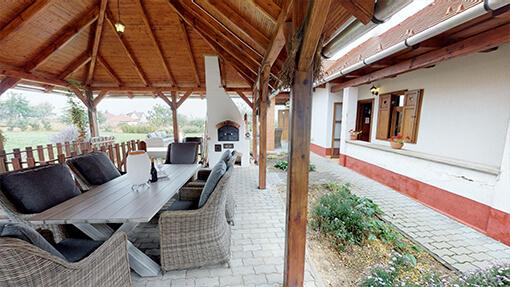 Katica vendégház Tarcal